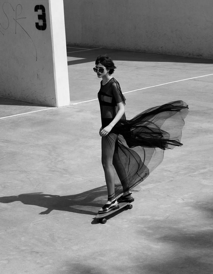 La mode en mouvement