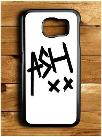 5sos Ashton Irwin Signature Samsung Galaxy S6 Case