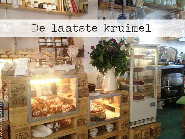 Foodhotspots Amsterdam | De Laatste Kruimel cafe coffee bakery breakfast brunch Langebrugsteeg 4 - kahvila