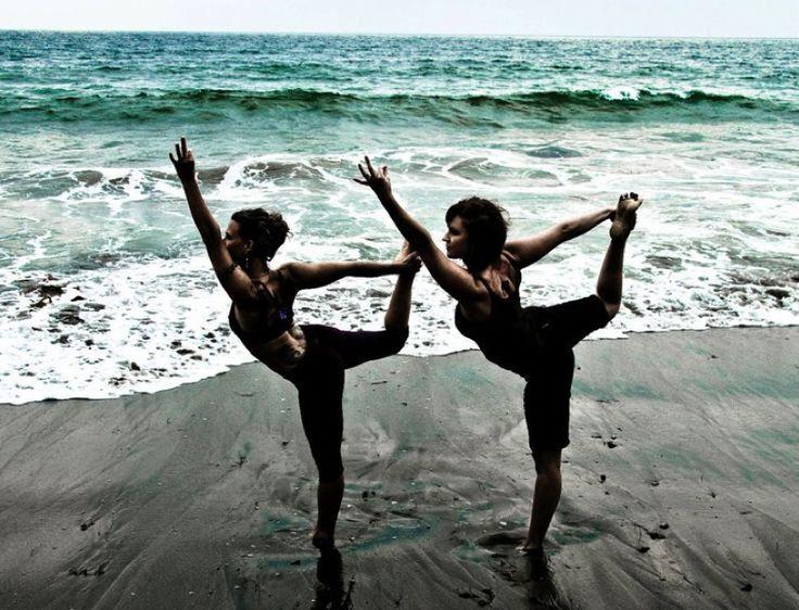 pretty yoga