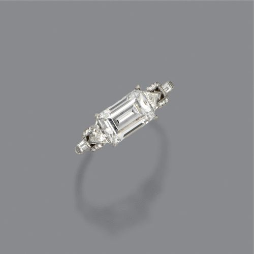 Diamond ring, Raymond Yard, circa 1930 | Lot | Sotheby's