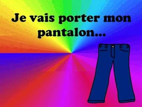 ▶ Les vêtements - Sylvie Monette - YouTube