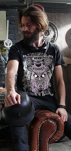 #tiburon #tiburontee #tshirt #tiburonterra #cool #newdesigner #collection #menswear #trend #fashion #clothing #style #lifestyle #motorcycle