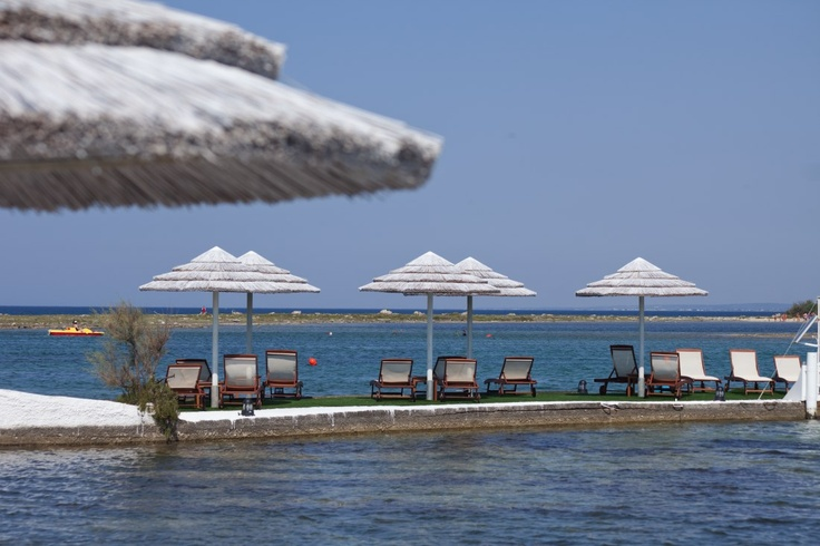Isola Beach Club - Porto Cesareo (Le) #Salento #Puglia #mare ... relax!!!