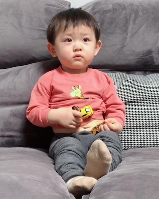 Gambar Bayi Bayi Lucu Fotografi Anak