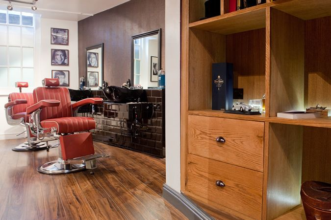Pankhurst London Barbershop and Grooming