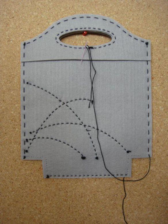 DIY felt bag (3)
