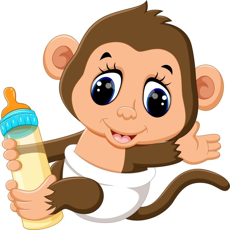 Monkey Cartoon Baby 42 best Pinguins image...