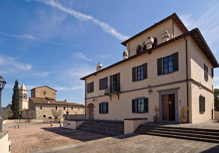 Brunello Cucinelli Building. Outside (Solomeo, Perugia, Italy)