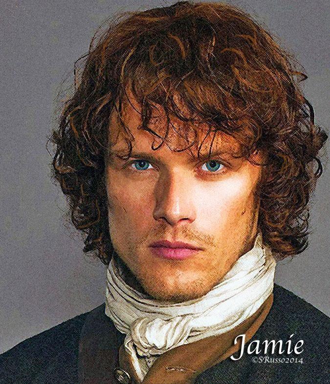 Jamie, those eyes! That face!