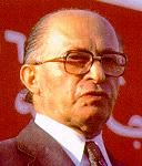 Menachem Begin  (1913-1992)  In 1977, Begin was elected Prime Minister. As Premier, he helped initiate the peace process with Egypt, which resulted in the Camp David Accords and the 1979 IsraelEgypt Peace Treaty.
