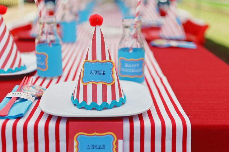 Cirkuskalas – 10 roliga idéer för kalas med cirkustema | LAND.se