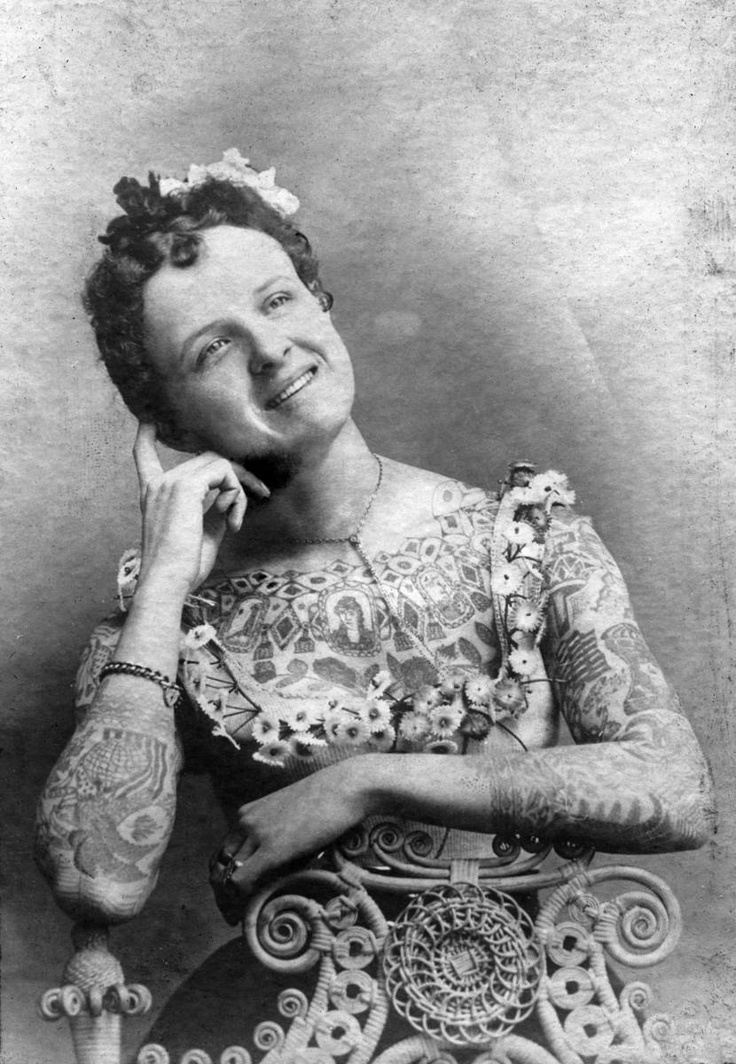 First Look: Bodies of Subversion: A Secret History of Women and Tattoo