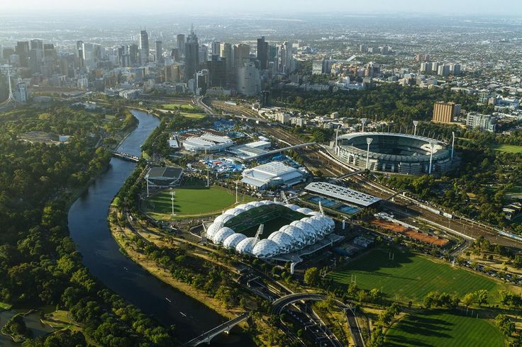 Melbourne, Tourism Victoria