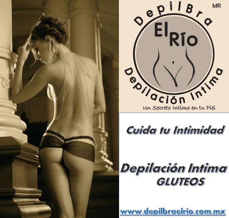 Depilación Intima de GLUTEOS, solo en DepilBra El Río
