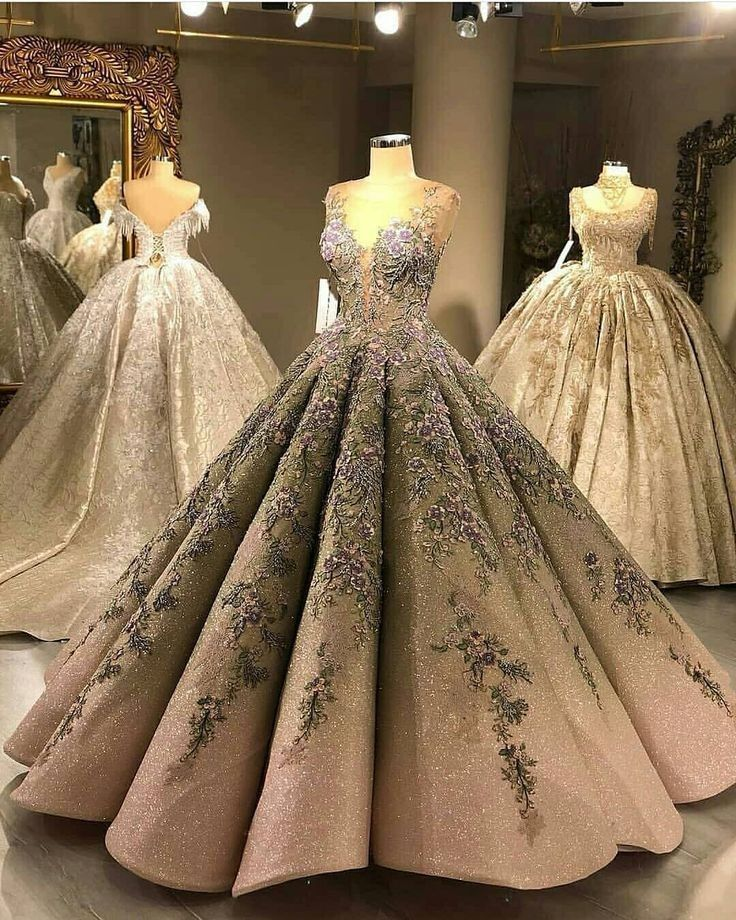 debut gowns