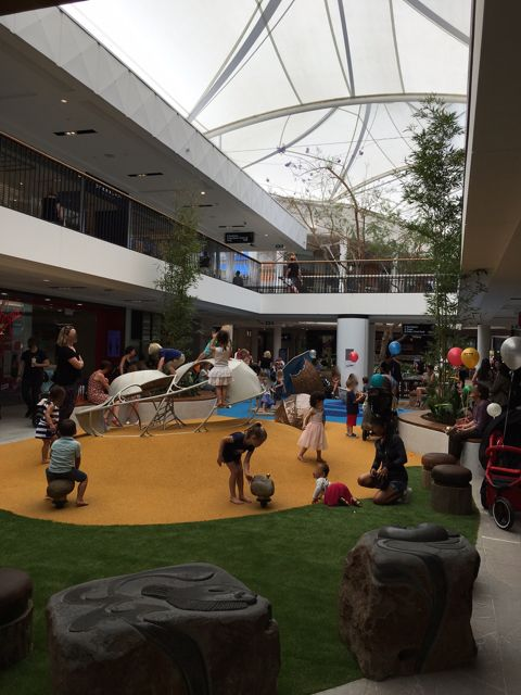 Westfield Warringah Mall - New Section - Playground