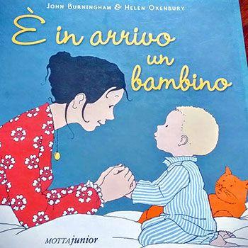 copertina di E' in arrivo un bambino