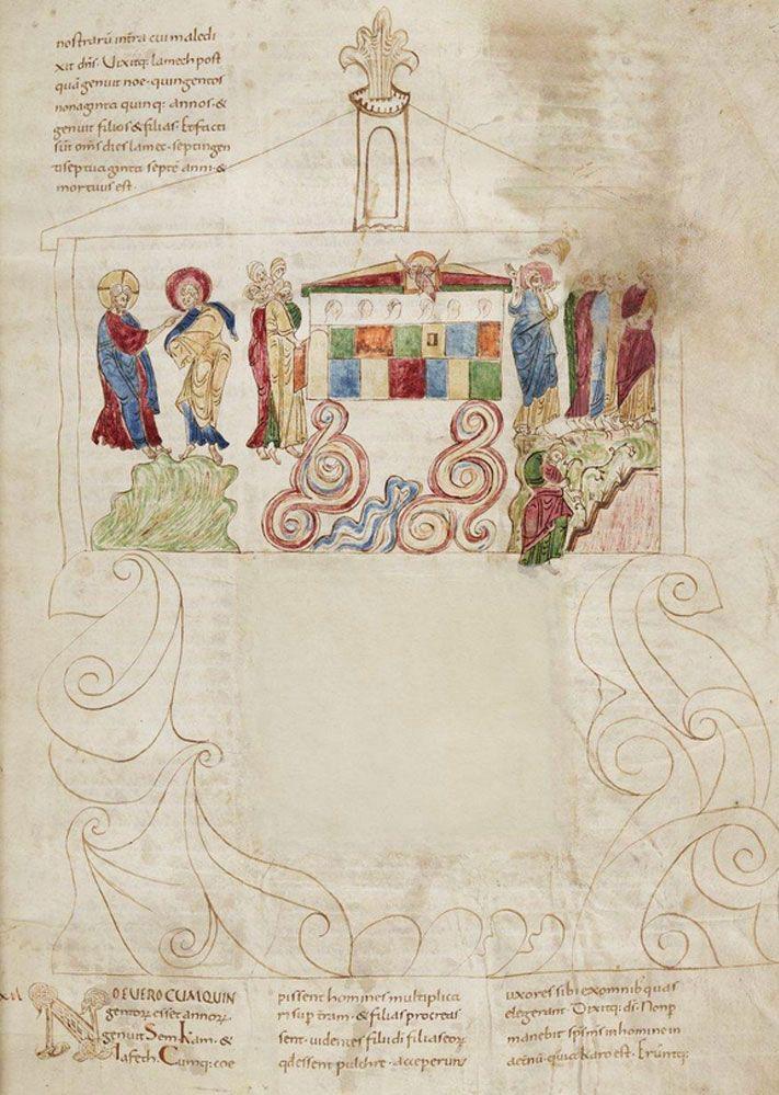 Bíblia de Sant Pere de Rodes