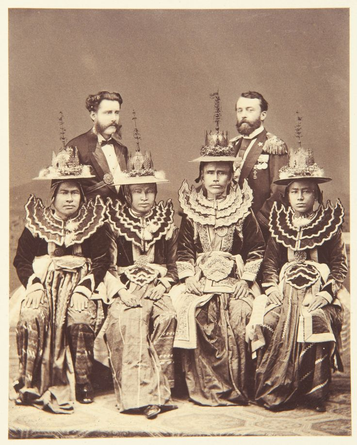 The Royal Collection: The Burmese Ambassadors