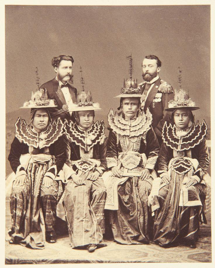 The Royal Collection: The Burmese Ambassadors