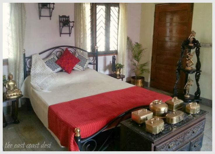 The Brass Betel Nut Box Collection   Indian Style Bedroom