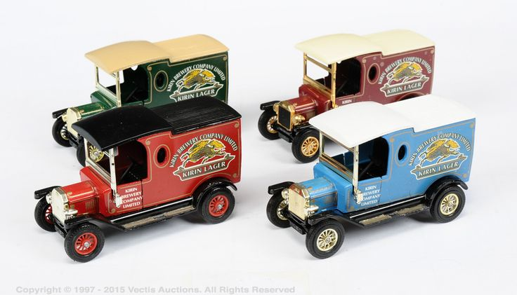 The Joe Recchia Collection | Matchbox Models of Yesteryear | Vectis Toy Auctions