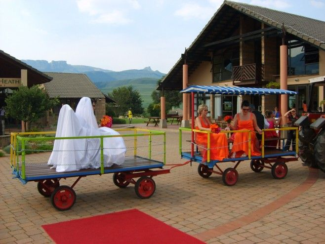 Alpine Heath Resort - Drakensberg. Come and experience the wedding of your dreams in our stunning setting.