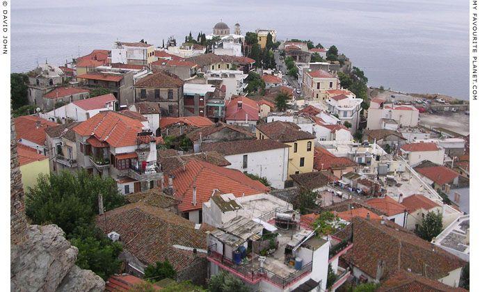Kavala's Panagia district at My Favourite Planet - Macedonia Greece