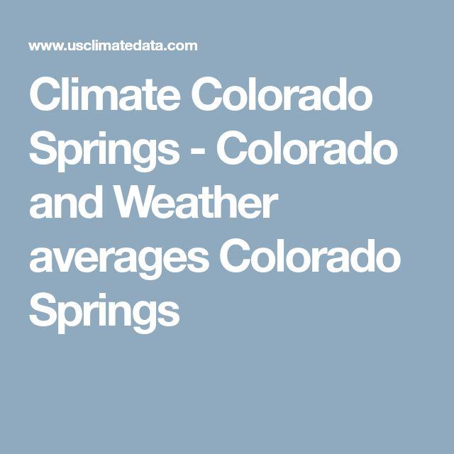 Best 25+ Colorado Springs Ideas On Pinterest
