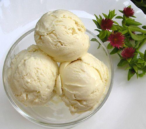 Секреты приготовления мороженого