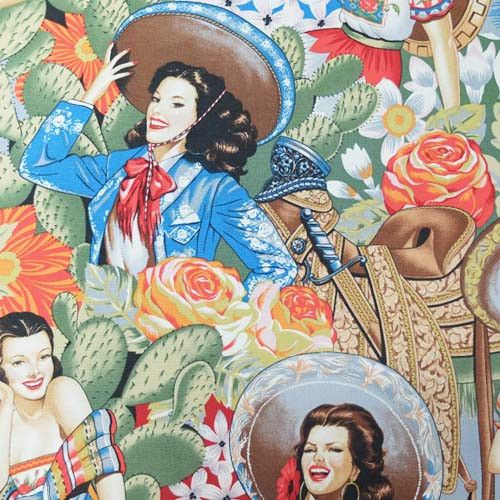 La Senioritas – Fabrics Galore