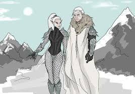 skyrim snow elf mod - Google Search