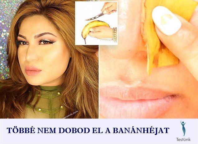 #bananhej #pakolas Töredezett sarkak, száraz bőr vagy pattanás? Itt a megoldás