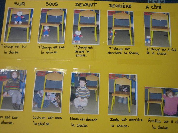 Très bonne idée avec la mascotte de la classe dès la petite section