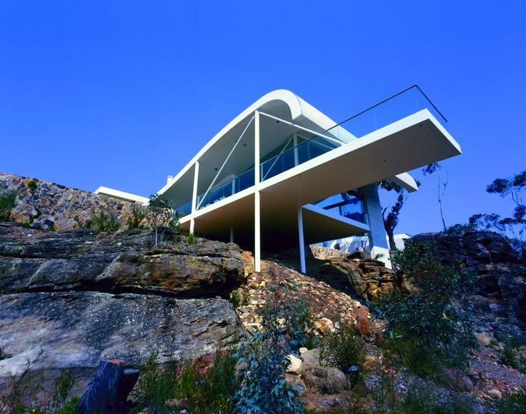 Berman House | Joadja, NSW, Australia | Harry Seidler & Associates