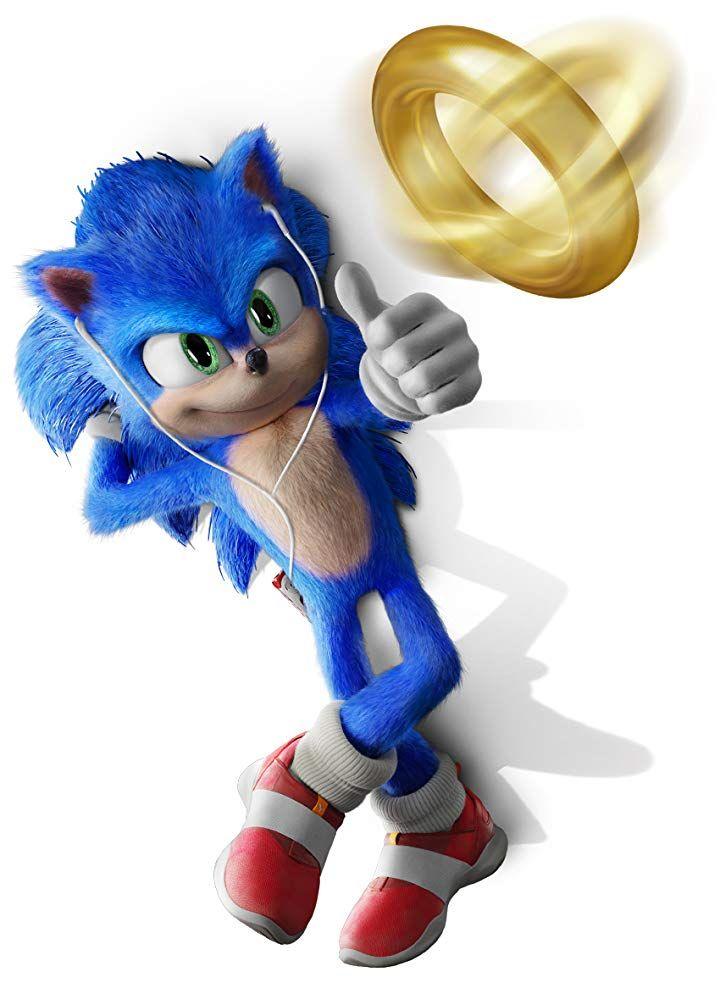 Pin On Sonic La Pelicula Completa