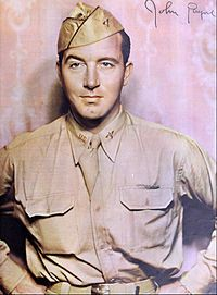 John Payne (1943 War Veteran), was an excellent actor born on May 23, 1912-D: December 06, 1989.