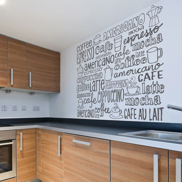 Vinilos Decorativos para Cocinas, nuestro equipo de diseño ha puesto en marcha una nueva edición de vinilos para decorar las paredes de tu cocina y darle vida y calidez, puedes encontrar esta colección en nuestra tienda online