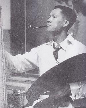 Lee Man Fong was an Indonesian legendary artist.