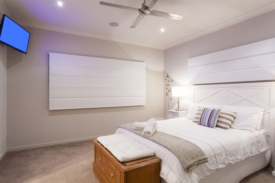 3 Rooms that Need a Ceiling Mounted TV Bracket in Phoenix - http://infinityhd.tv/tv-mounting/ceiling-mounted-tv-bracket/