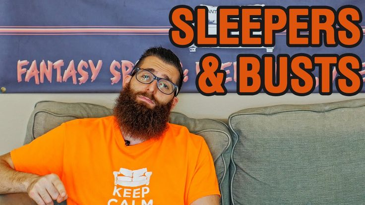 2015 Fantasy Football Sleepers and Busts