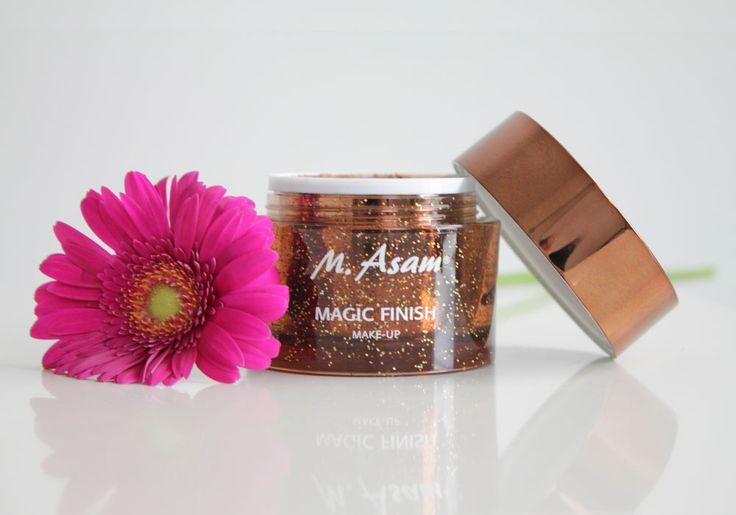 M. ASAM® Magic Finish Make-up