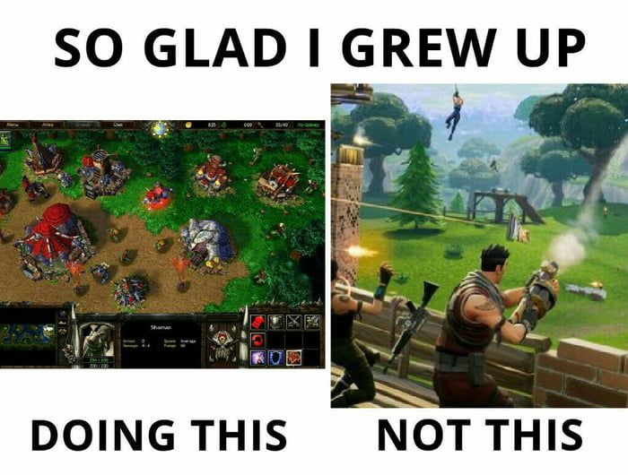 Warcraft 3 Forever With Images Warcraft Funny Warcraft World