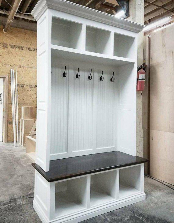 The Dublin Mudroom Lockers Bench Storage Furniture Cubbies Coat