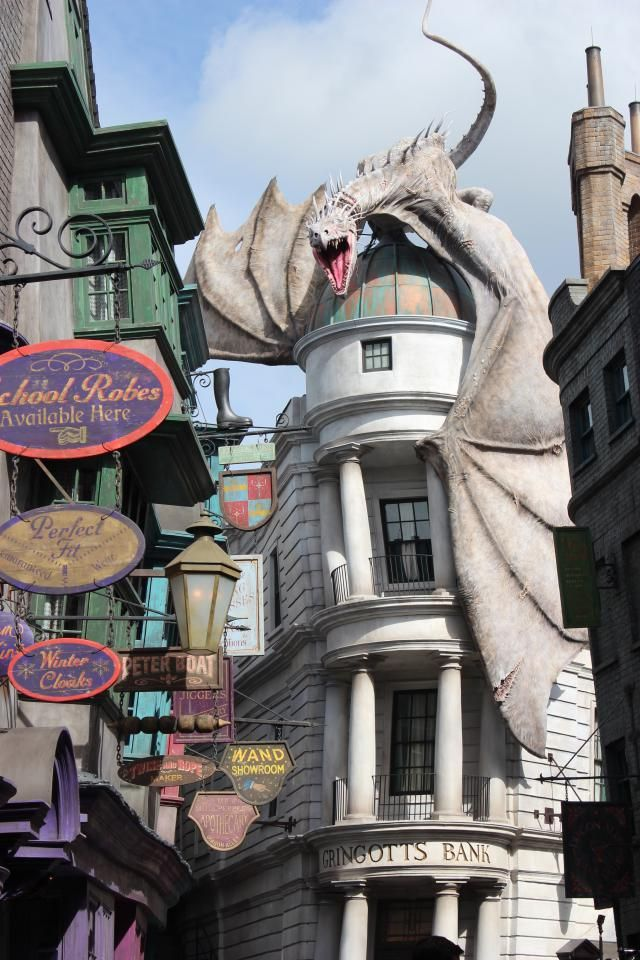 Guide to All of Florida's Theme Parks: Universal Orlando, which features The Wizarding World of Harry Potter, is one of many theme parks in Florida.