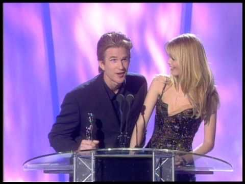 Jon Bon Jovi wins Intl. male presented by Matthew Modine & Claudia Schif...