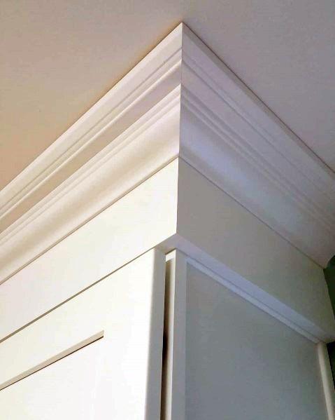 top 70 best crown molding ideas ceiling interior designs ceiling rh pinterest com