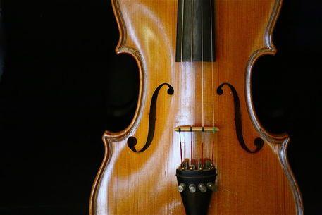 'Dear Violin ' by Päivi Vikström on artflakes.com as poster or art print $16.63
