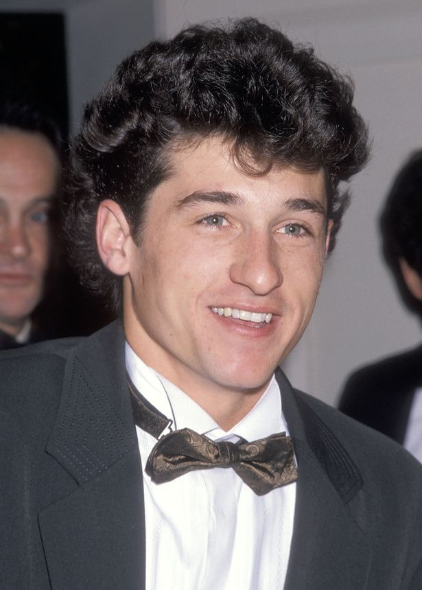 patrick dempsey young | Patrick Dempsey: While Grey's Anatomy has helped revive his career ...